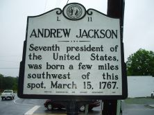 a biography of the life and times of old hickory jackson